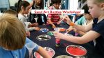 SAND ART BOTTLES WORKSHOP