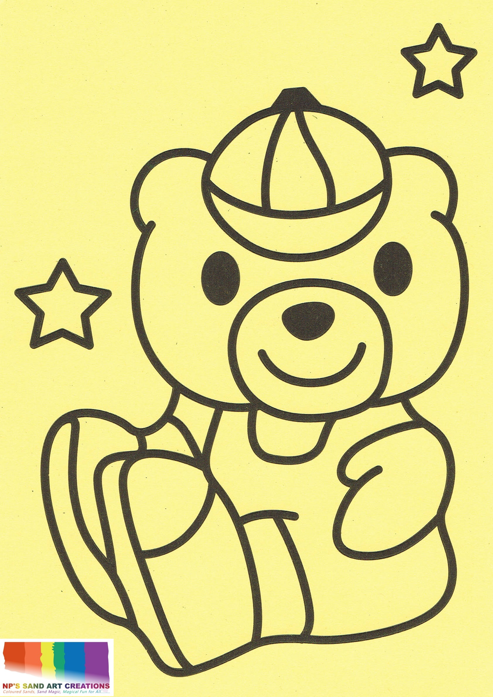 NPS05-Boy Bear with logo