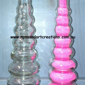 CIRCLES-GLASS-BOTTLE-with-CORK-6.50each